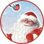 Декоретто Дед Мороз