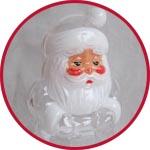 Дед Мороз прозрачный