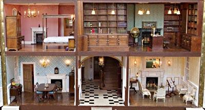 Румбокс, кукольный дом, кукольная миниатюра