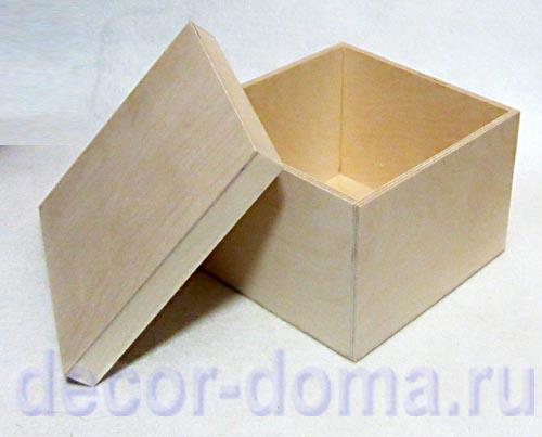 Короб из двп своими руками 79