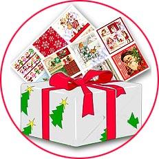 Новогодние салфетки в подарок