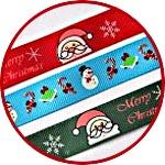 Лента декоративная, Merry Christmas