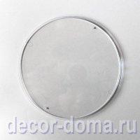 Перегородка прозрачная для шара 10 см