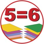 Акция 5=6
