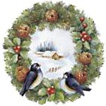 Декупажные карты новый год и рождество