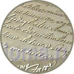 Декупажная бумага золотое письмо