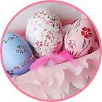 Яйца пенопласт