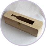 Заготовка для декора - винный пенал