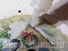 Контур жемчужный Viva-Perlen Pen Magic, цвет 100 прозрачно-белый