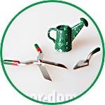 Садовые инструменты мини, Efco, набор 3 шт.