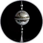 Серебряный шар Mercury glass (ртутное стекло), мастер-класс