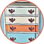 Меловые краски Chalky Vintage - для декора шебби шик