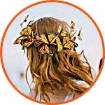 Бабочки для украшения
